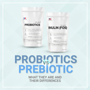 Prebiotics and Probiotics: What are the Differences?