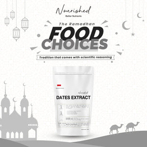 Why Are Dates Popular Especially During Ramadhan? A Review on Date Extract
