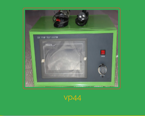 Tester for VP 44 pump