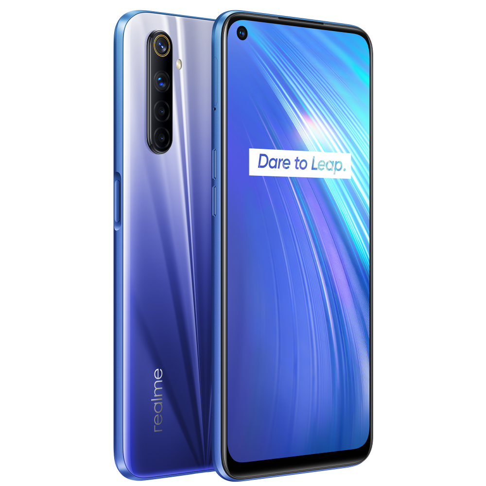 realme 6 (64MP Ultra Camera. 90Hz Ultra Display)