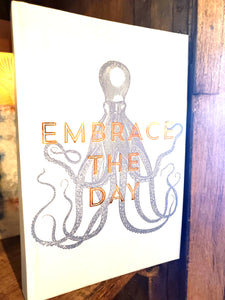 """Embrace the Day"" Planner"