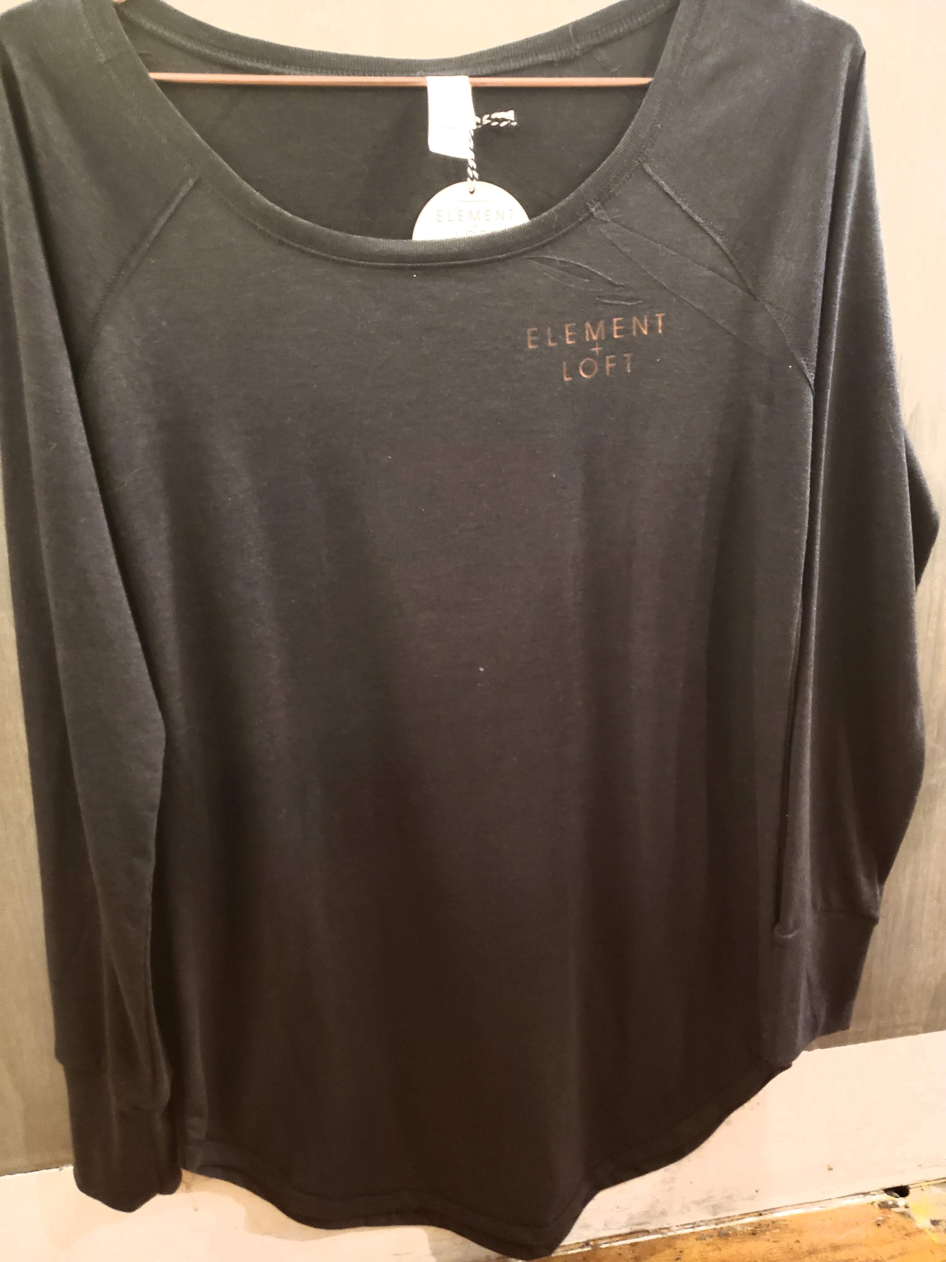 Element + Loft   Long Sleeve Shirt