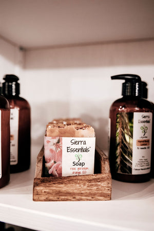 Sierra Essentials Soaps