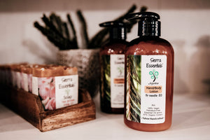 Sierra Essentials Lotions
