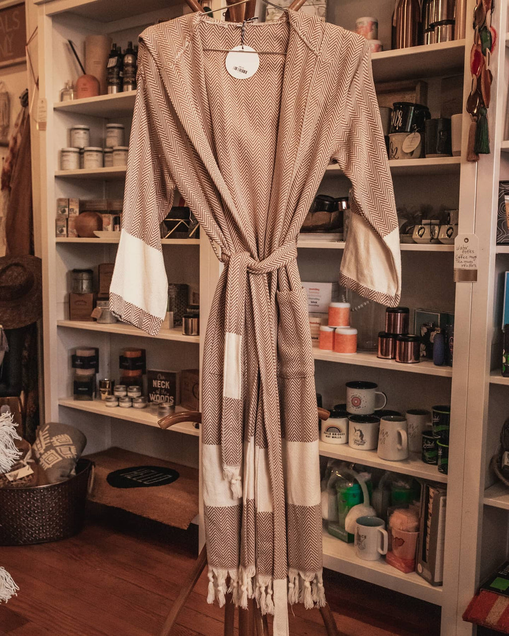 Turkish Cotton Robe
