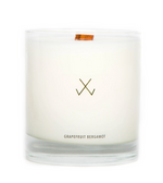Simply Curated Grapefruit + Bergamot Soy Candle