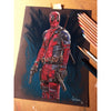 Deadpool X-Men Top Best Museo Rag Art Print Poster