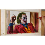 The Joker Joaquin Phoenix Top Best Rag Giclee Art Print Poster