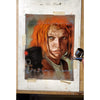 The Fifth Element Leeloo Top Best Museo Rag Giclee Art Print Poster