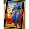 Superman Hush Jim Lee Top Best Museo Rag Art Print Poster