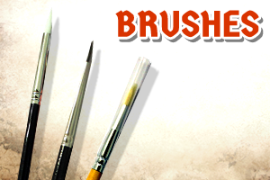 Brushes Range