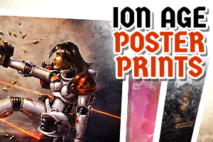 Ion Age Poster Prints