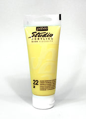 831022 Lemon Cadmium Yellow Hue 100ml Acrylic Paint