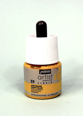 317059 Primary Yellow 45ml Acrylic Liquid Ink