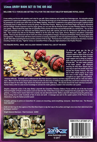 The Khanate Return 15mm Army Book - Digital Download