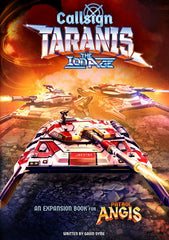 Callsign Taranis - 15mm Expansion to Patrol Angis (Book)