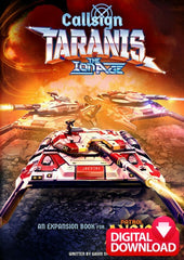 Callsign Taranis Expansion to Patrol Angis - Digital Paid Download