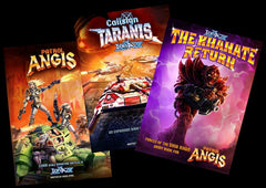 Patrol Angis, Callsign Taranis AND The Khanate Return (three books) - Save 10%