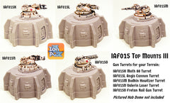IAF015 Hab Dome Top Mounts III