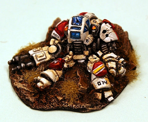 IAF023 Fallen Havelock Battlesuit