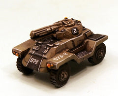 IAF035C Black Adder Combat Car