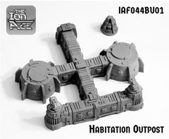 IAF044BU01 Habitation Outpost Bundle save 20%