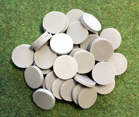 IAF078 20mm Round Bases