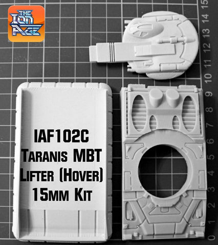 IAF102C Taranis Lifter MBT SPB Energy Turret