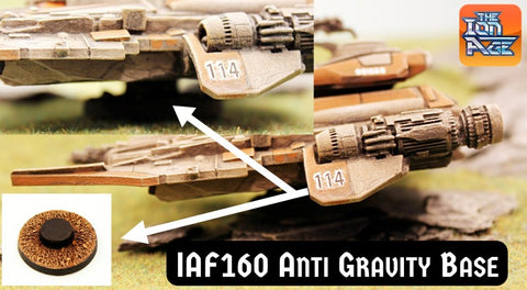 IAF160 Anti Gravity Bases