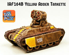 IAF164B Yellow Adder Combat Tankette