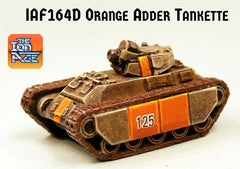 IAF164D Orange Adder Combat Tankette