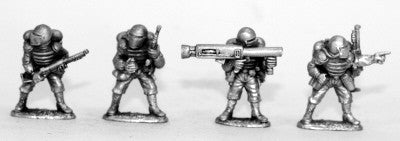 IB08 Muster Heavy Weapons