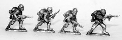 IP02 Muster Platoon with two miniatures included free