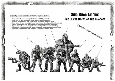 The Khanate Return - 15mm Army Book