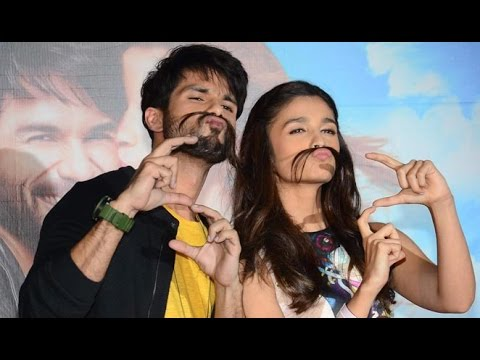 Alia and Shahid in Shaandaar