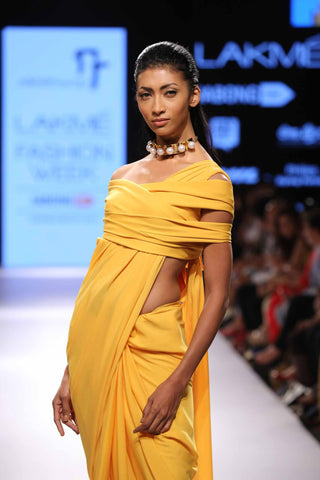 1. Nikhil Thampi at LFW