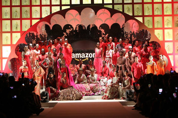 India's top designers grace Delhi for AIFW