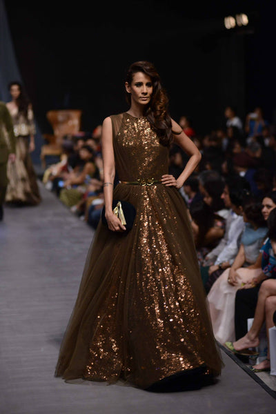 Manish Malhotra at Lakme Fashion Week A/W 2015