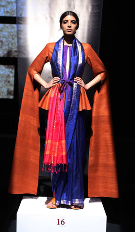 Wendell Rodricks at Lakme Fashion Week