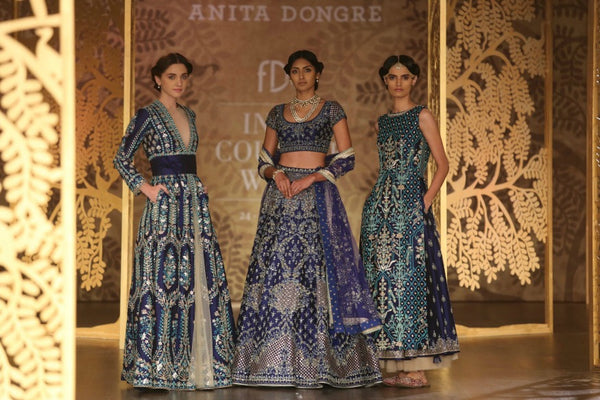 Geometry meets Nature: Anita Dongre