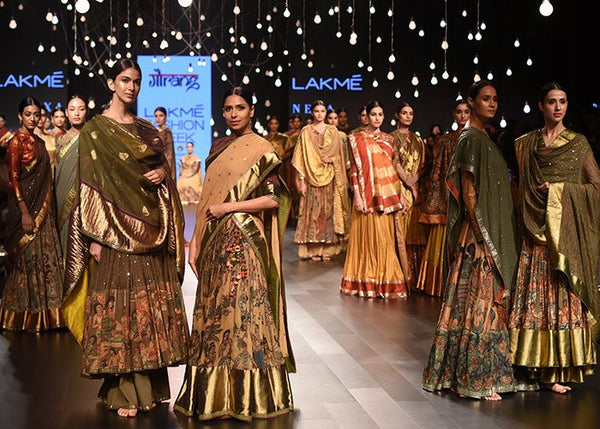 Lakme Fashion Week Winter Festive 2017 and India Couture Week 2017