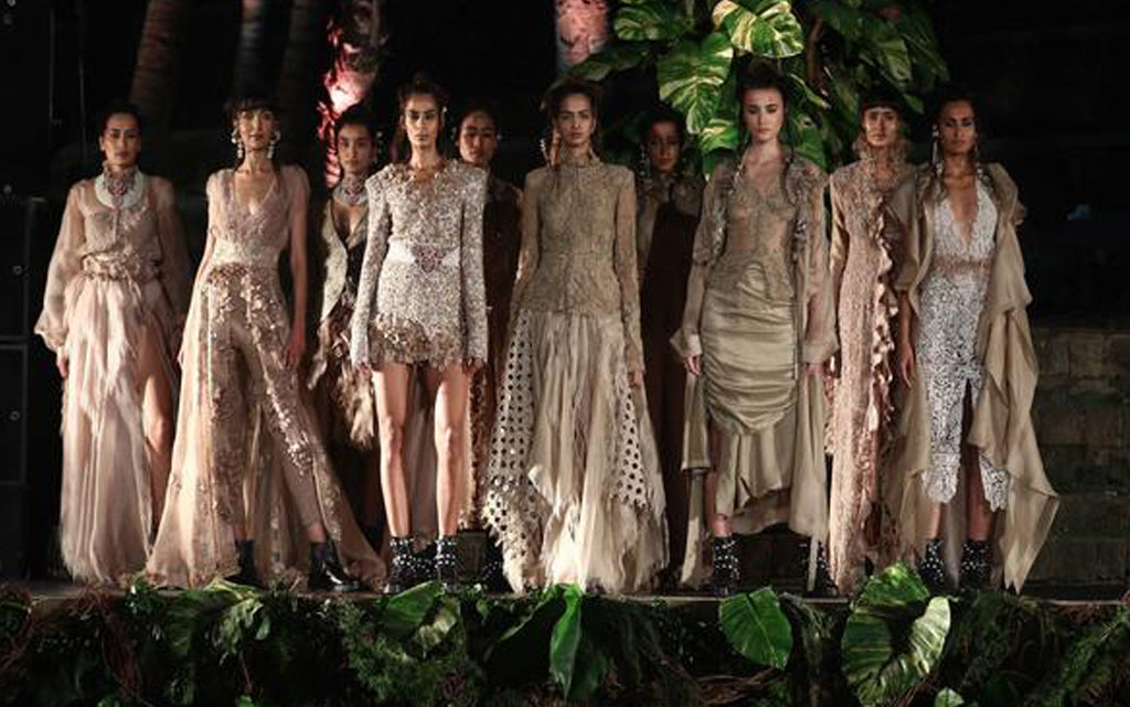 The Ultimate Trend Report: Lakmé Fashion Week Winter/Festive 2018