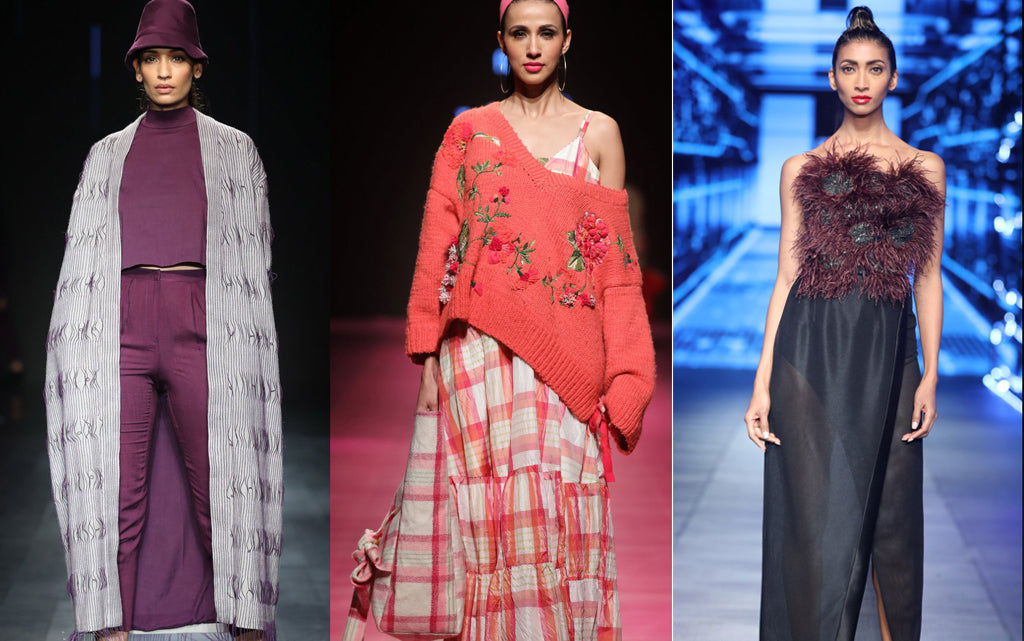 6 Hot Trends You Need To Try NOW From AIFW 2018
