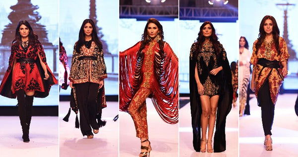 Our favourite looks from Fashion Pakistan Week