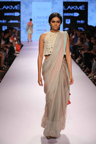 Frou Frou by Archana Rao at LFW