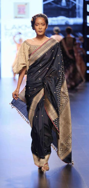 Aagor By Ants Craft Saree