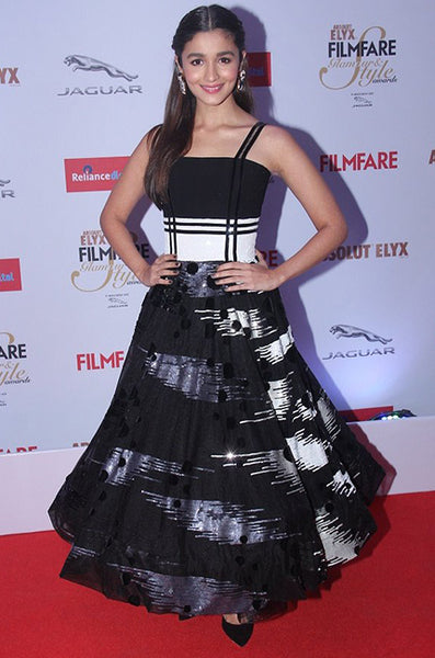 Alia Bhatt at the Filmfare Glamour and Style Awards 2015