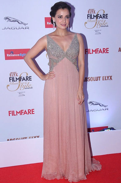 Dia Mirza at the Filmfare Glamour and Style Awards 2015