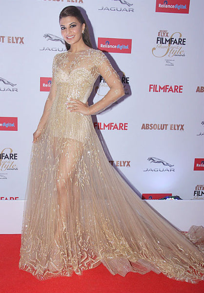 Jacqueline Fernandez at Filmfare Glamour and Style Awards 2015