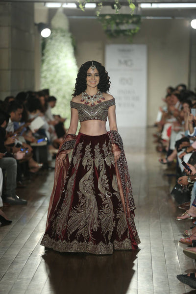 Manav-Gangwani at India Couture Week 2016